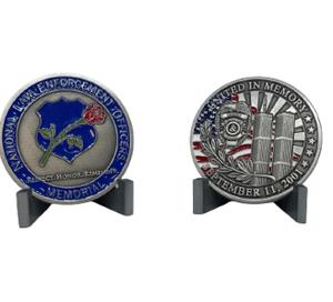 NLEMM 9/11 Coin